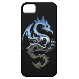 Dragon iPhone SE/5/5S Barely There Case