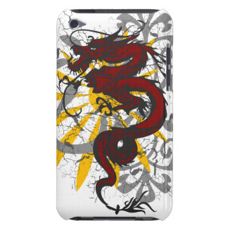 Dragon ipod Touch Barely There Case iPod Touch Case