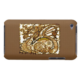Dragon iPod Touch Case-Mate Case