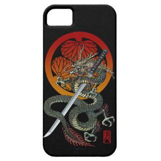 Dragon katana aoi 2 iPhone 5 covers