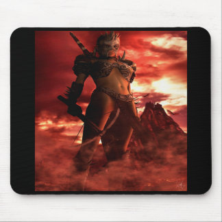 Dragon Kin - The Destroyer Mouse Pad
