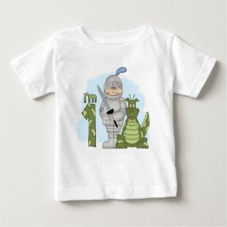 Dragon Knight 1st Birthday Tshirt