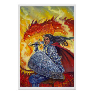 Dragon Knight Poster