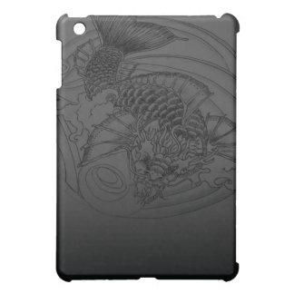 Dragon Koi tattoo Design iPad Mini Case