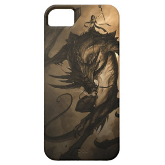 Dragon lady iPhone 5 cases