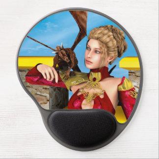 Dragon Lady Gel Mousepads