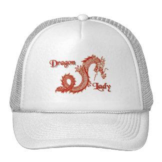 Dragon Lady Trucker Hat