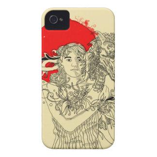 dragon lady iPhone 4 case