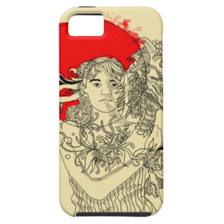 dragon lady iPhone 5 case