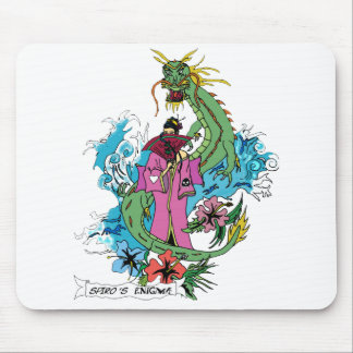 Dragon Lady - Mouse Pad