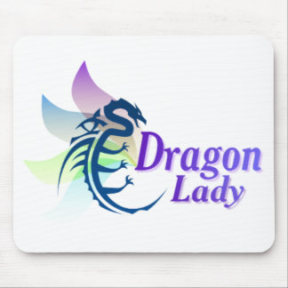 Dragon Lady Mouse Pad