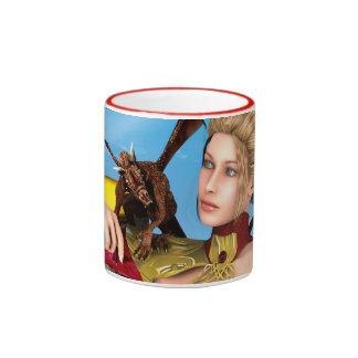 Dragon Lady Mugs