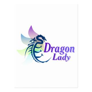 Dragon Lady Post Cards