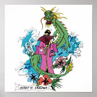 Dragon Lady – Poster