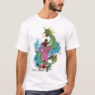 Dragon Lady - Shirt _ Black