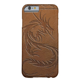 Dragon leather barely there iPhone 6 case