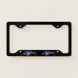 Dragon Licence Plate Frame