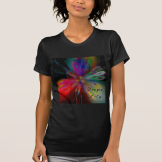 Dragon Lily T-shirts