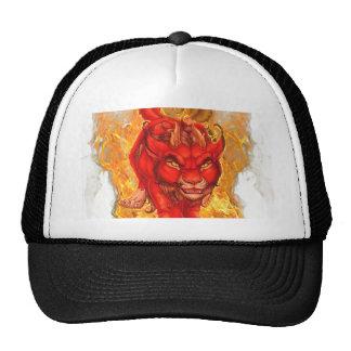 dragon-lion hat