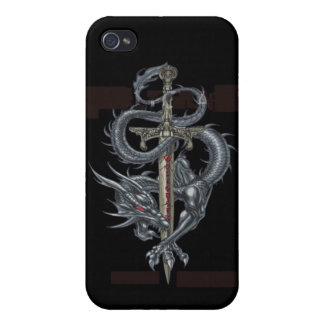 dragon-logo iPhone 4/4S cover