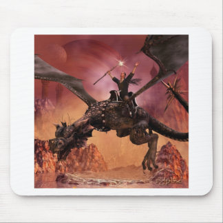 Dragon Lord Mouse Pad