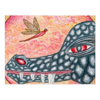 Dragon Lore - Postcard
