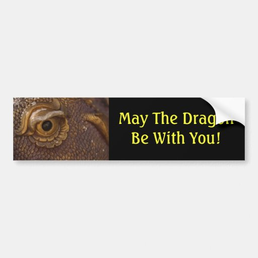 Dragon Luck Mall Bumper Stickers