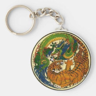 Dragon Luck Mall Key Ring