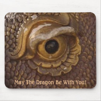 Dragon Luck Mall Mouse Pads