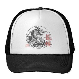 Dragon Martial Arts School Cap