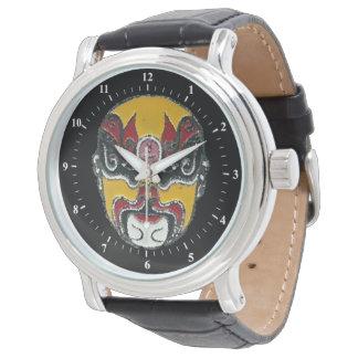 Dragon Mask design Wristwatches