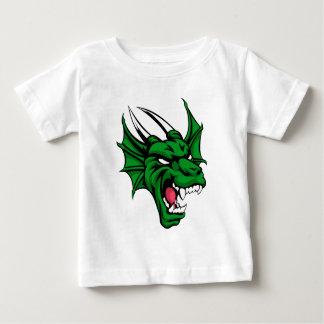 Dragon Mean Animal Mascot Baby T-Shirt