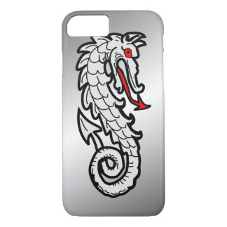 Dragon Metal Background iPhone 7 case