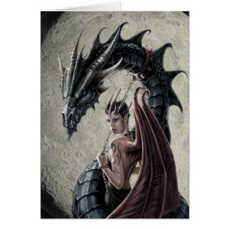 Dragon Mistress -  Note Card