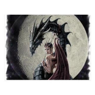 Dragon Mistress - Postcard