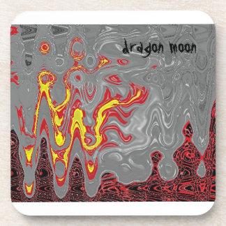 Dragon Moon Coaster Set