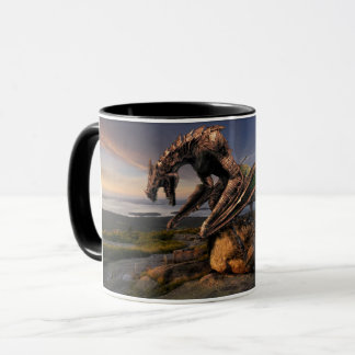 Dragon Mountain Mug