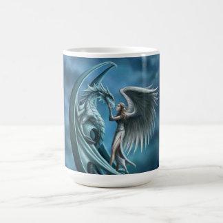 Dragon Basic White Mug
