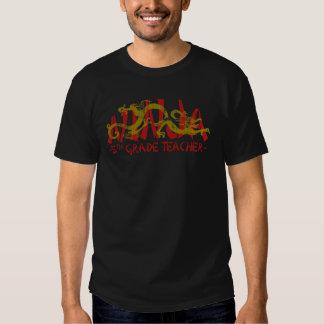 Dragon Ninja - 5th Grade T Shirts