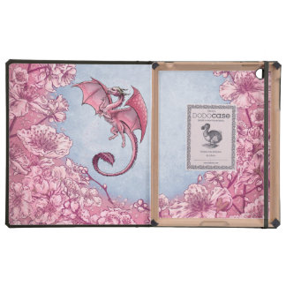 """Dragon of Spring"" Cherry Blossoms Fantasy Art"