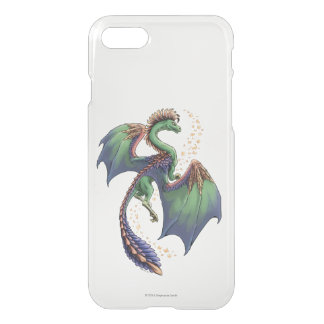 Dragon of Summer Nature Fantasy Art iPhone 7 Case
