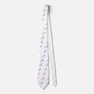 Dragon Outline Tie