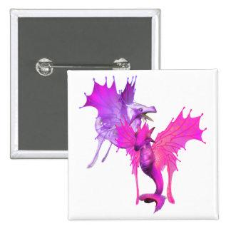 Dragon Pair Pin