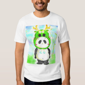 dragon panda shirt