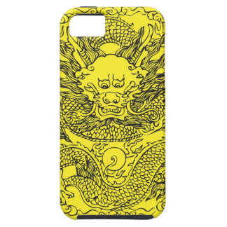 Dragon pattern 11 tough iPhone 5 case