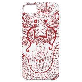 Dragon pattern 15 iPhone 5 case