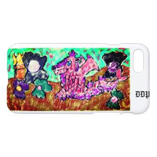Dragon  pearl iPhone 8/7 case