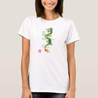 Dragon & Pearl ladies T T-Shirt