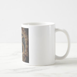 Dragon Pentagram Coffee Mug