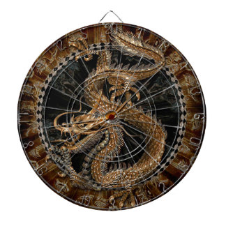 Dragon Pentagram Dartboard